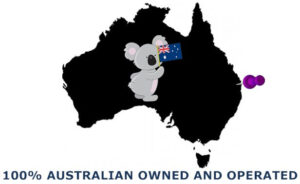AUSTRALIAN OWNED AND OPERATED IMAGE