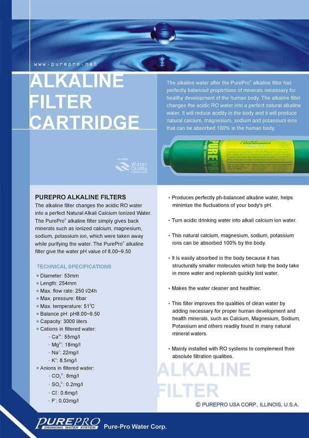 Alkaline-Filter
