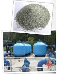 Suspended solids filtration media