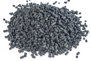 Activated carbon media for removal of organics and  chemicals causing bad taste and smell