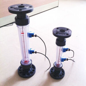 rotameter with flow switch